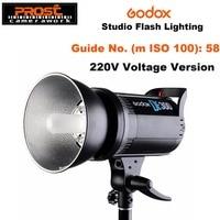 Godox DE300 300W Compact Studio Flash Light Strobe Lighting Lamp Head 300Ws 220V/110V GN58 5600K