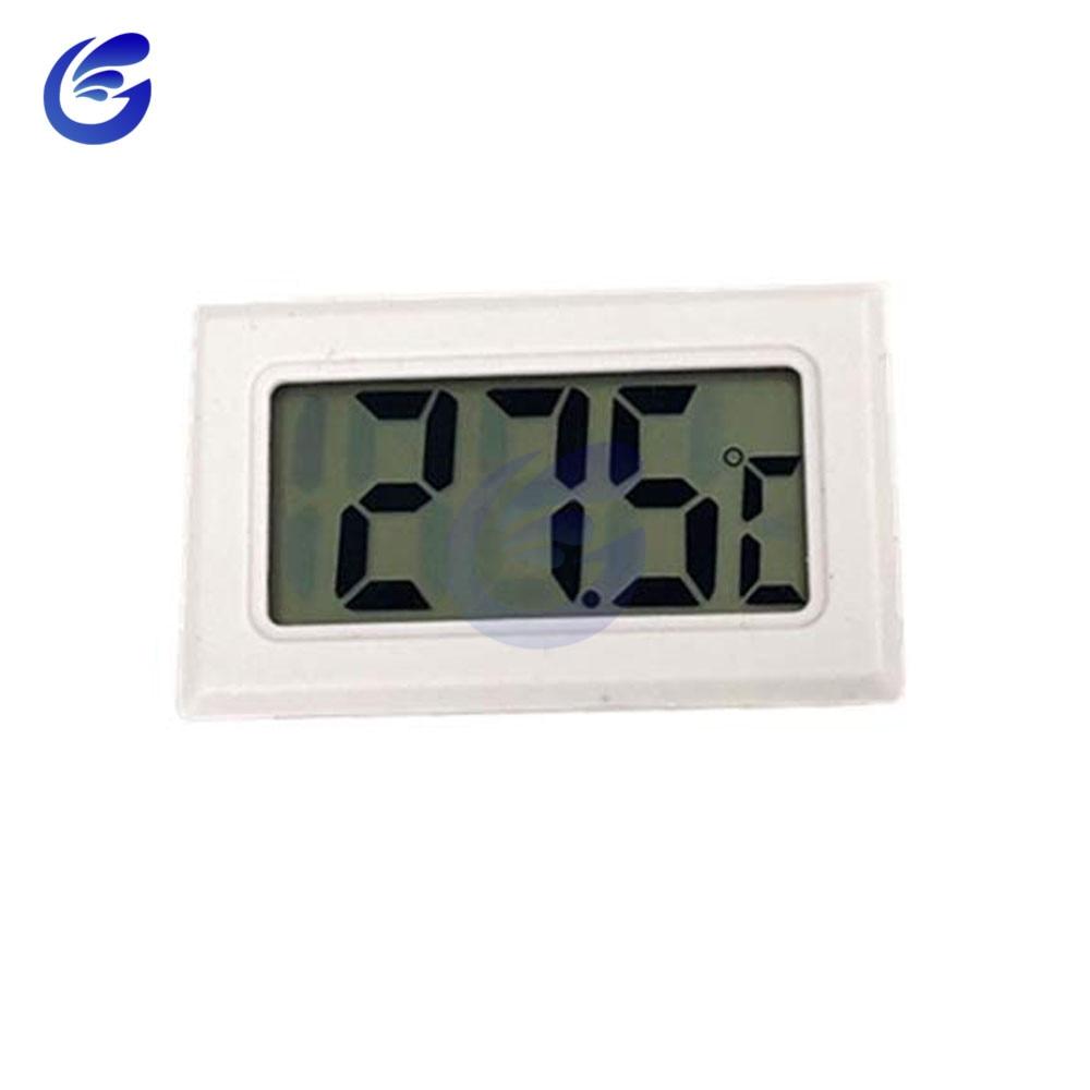 HTB10luWafjsK1Rjy1Xaq6zispXao Mini Digital LCD Probe Fridge Freezer Thermometer Sensor Thermometer Thermograph For Aquarium Refrigerator Kit Chen Bar Use 1M