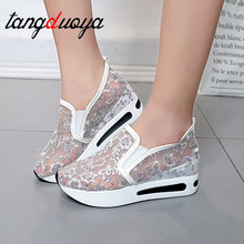women casual shoes platform sho