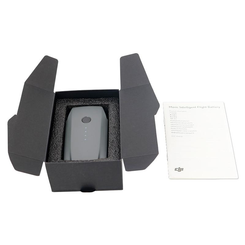 D'origine DJI Mavic Pro Drone Intelligent Vol Batterie Max 27-min Vol Temps 3830 mAh 11.4 V batteria pour la Mavic - 6