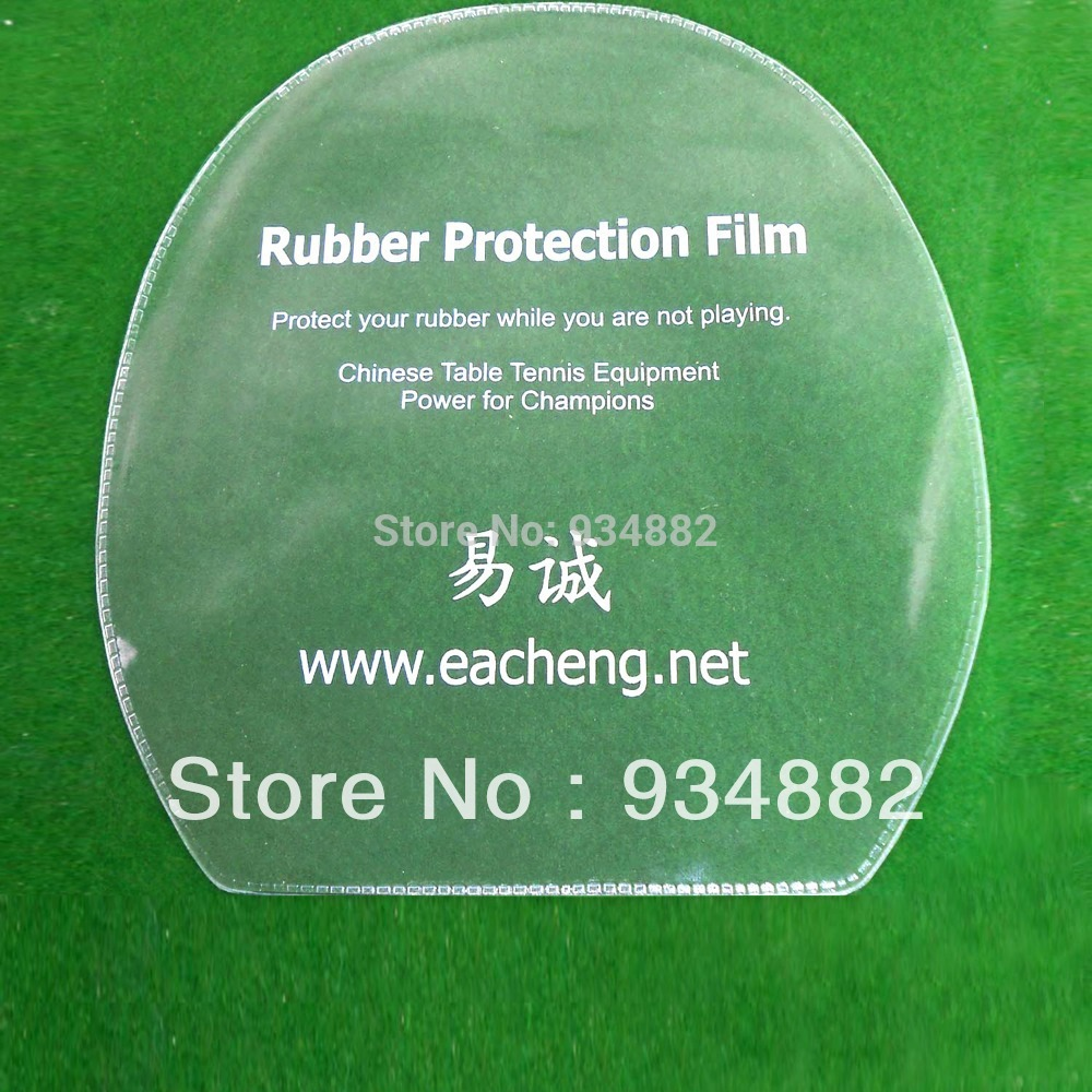 16 Pcs Eacheng Table Tennis (Ping Pong) Rubber Protection Film