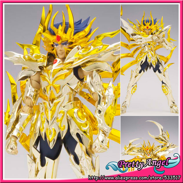 купить Genuine Bandai Tamashii Nations Saint Cloth Myth EX Saint Seiya: Soul of Gold Action Figure - Cancer Deathmask GOD CLOTH по цене 9543.05 рублей