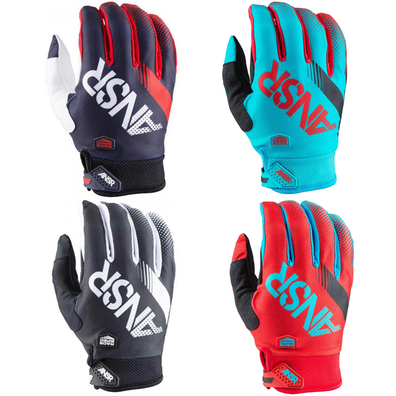 racing gloves motorcycle gloves mountain bike guantes moto off road outdoor sports atv gp dh bmx mtb protective non-slip gloves