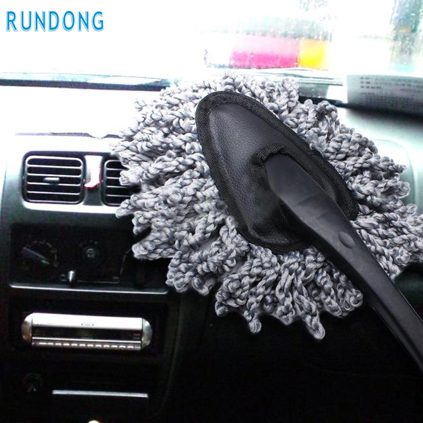 New Arrival 1pc Multifunctional Car Duster Cleaning Dirt Dust Clean Brush Dusting Tool June6 car-stylingSep 21