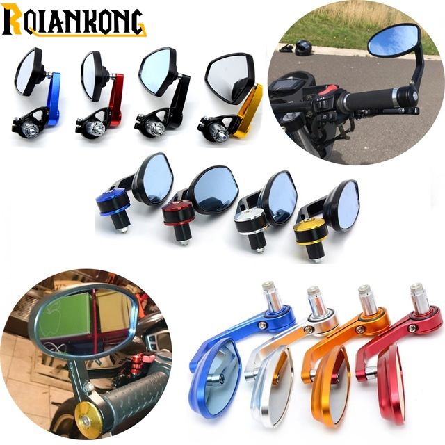Motorcycle side Mirror accessoire moto Mirror Handle bar For Ducati 899 959 1098 1100 1198 1199 1299 R S panigale