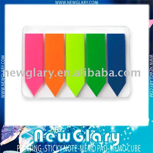 1 sets( 100 Pages) Pages Sticker Post It Bookmark Point It Marker Memo Flags Sticky Notes sticker