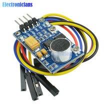Hot Sale Sound Detection Module Sound Sensor Voice Detector LM386 Intelligent Sensor