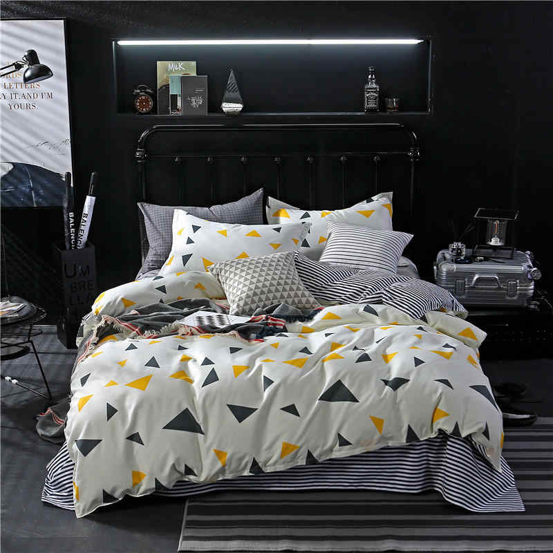 Aloe Cotton Bedding Set 1 Pcs duvet cover/ quilt cover/comforter cover size 160*210/180*200/200*230/220*240 free shipping30