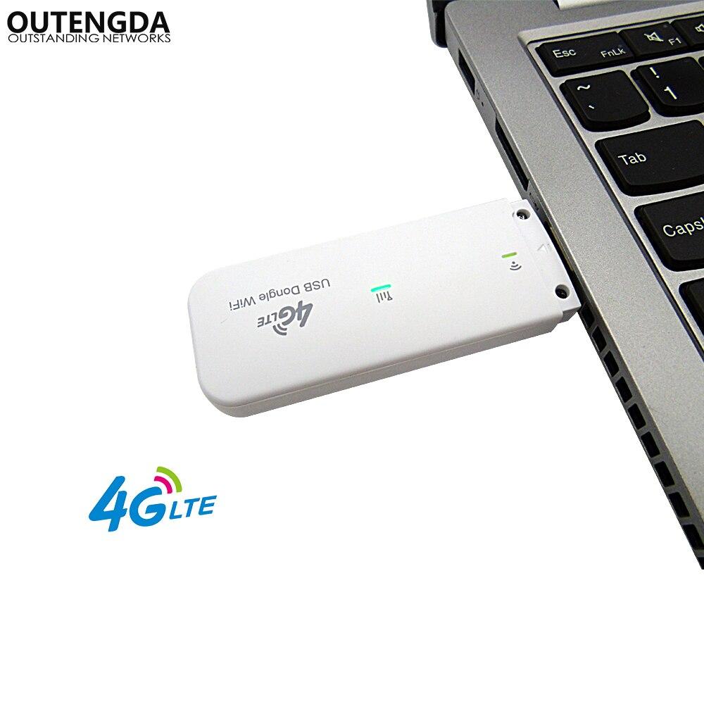 Routeur 4G LTE routeur WiFi USB routeur réseau Hotspot 3G 4G routeur Modem Wi-Fi avec emplacement pour carte SIM