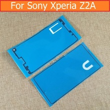 2017 New Original Display Adhesive Tape for SONY Xperia Z2A SOL25 D6563 ZL2 rear glass housing Waterproof glue for SONY z2a 3m