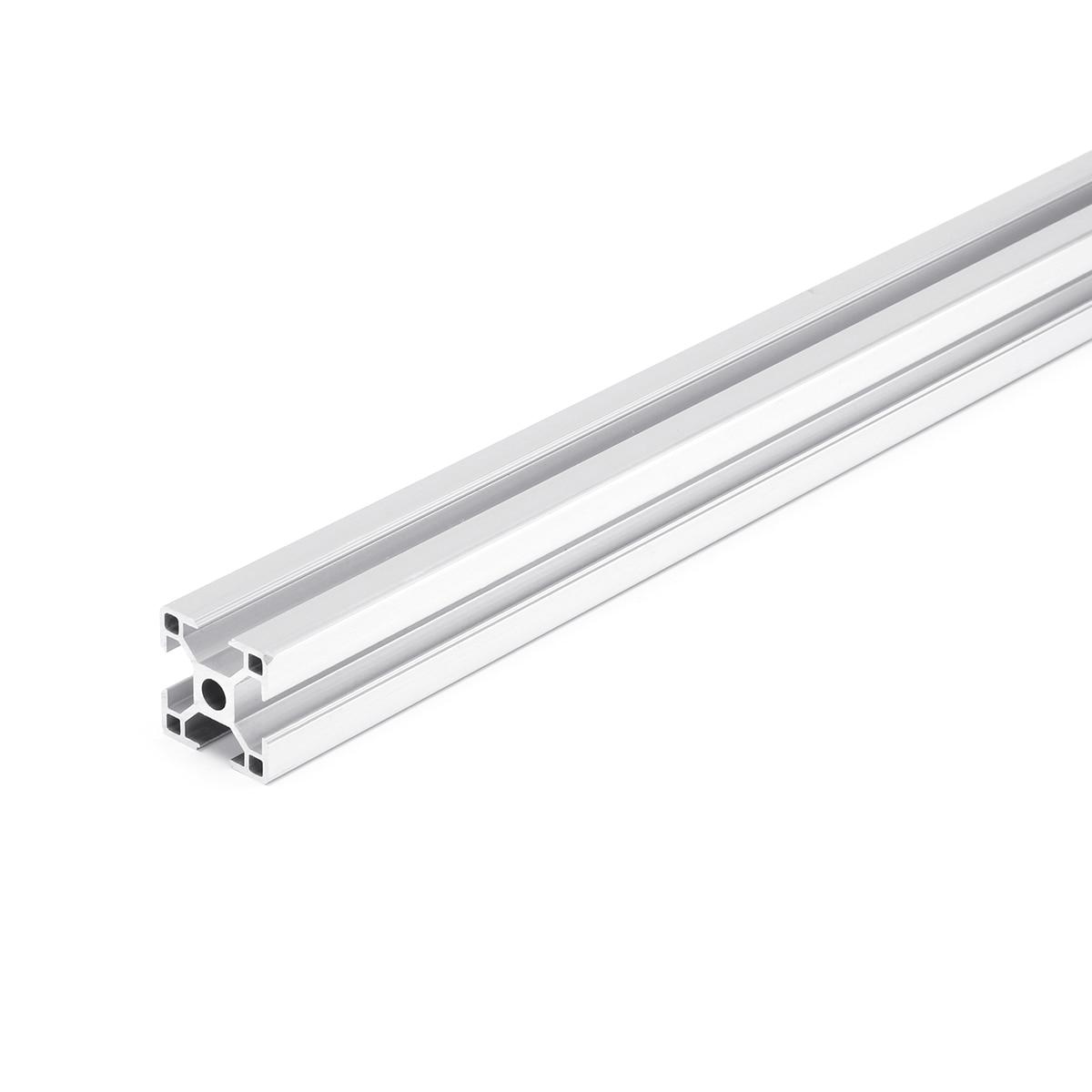 1000mm Sliver 3030 T Slot Aluminium Profiel Extrusie Frame Voor Stands Meubels 3d Printer Laser