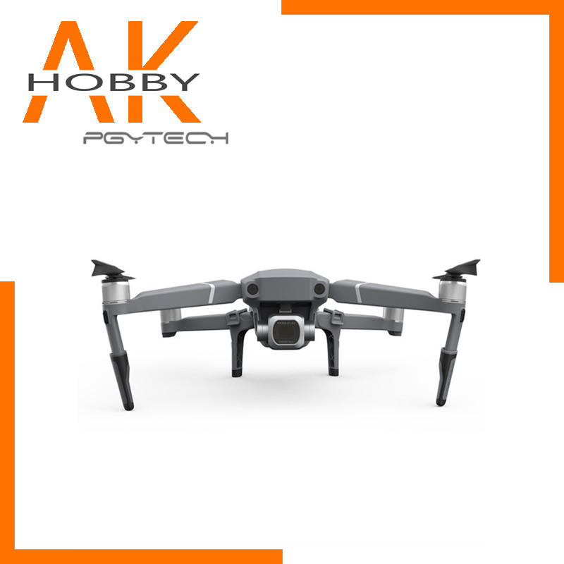 PGYTECH Extended Landing Gear For Mavic 2 pro zoom Support Protector Extension Replacement Fit for DJI Mavic 2 drone Accessories