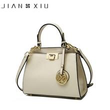 Genuine Leather Bag Luxury Handbags Women Bags Designer Handbag Bolsa Bolsos Mujer Sac a Main 2017 Bolsas Feminina Tassen Tote