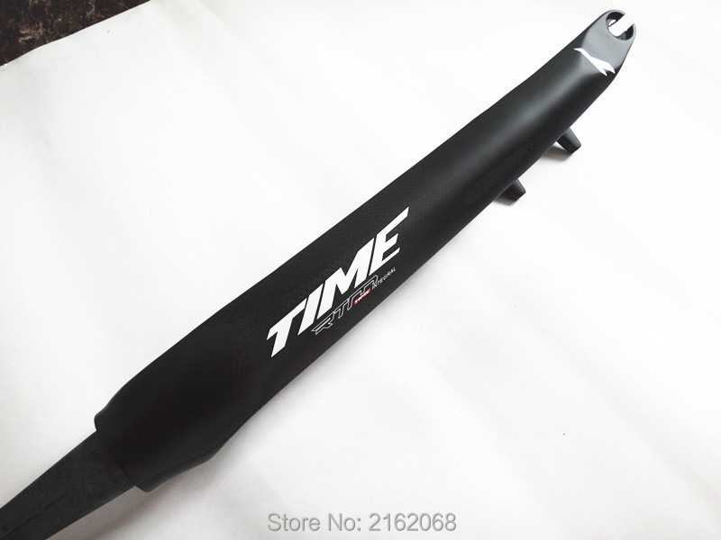 New 26/27.5/29 inch Mountain bicycle matt 3K full carbon fibre taper tube hard bike front fork MTB 26/27.5/29er parts Free ship