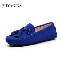 Free Shipping High Quality Genuine Leather Loafers Women Causal Fashion Women S Flats Spring Autumn Flats