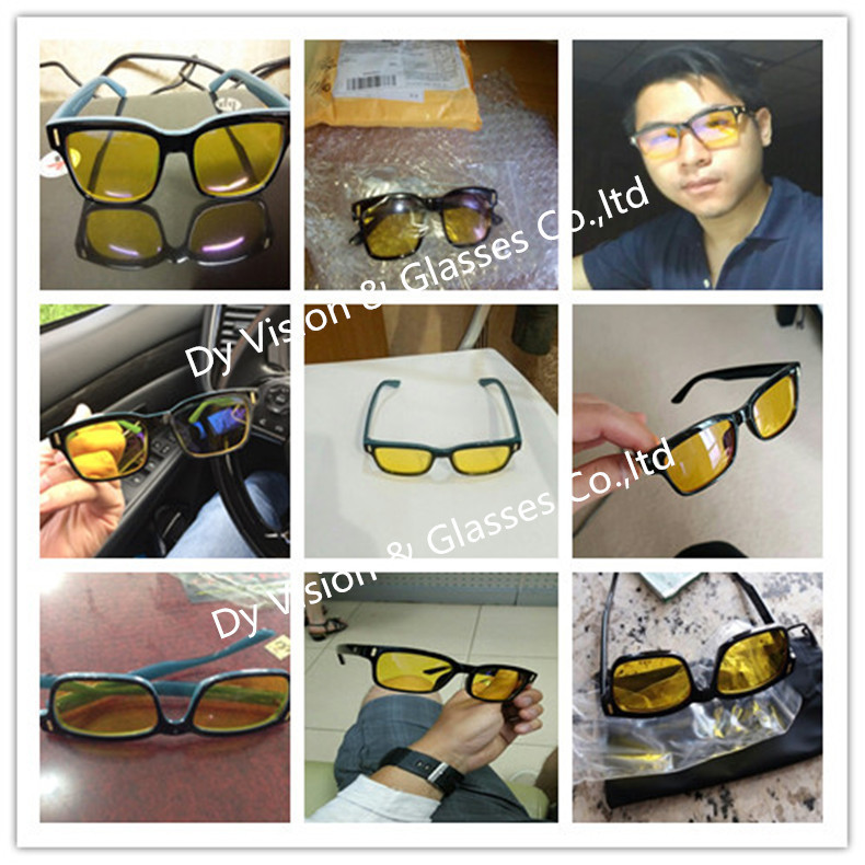 2017 Eyewear Glassess Anti-Glare Uv Anti Blue Rays Gaming - Kledingaccessoires - Foto 4