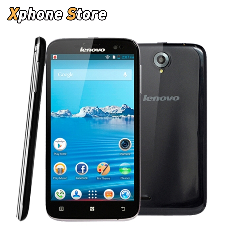 Original Lenovo A850 A850 4GBROM 1GBRAM 5 5inch Android 4 2 font b Smartphone b font