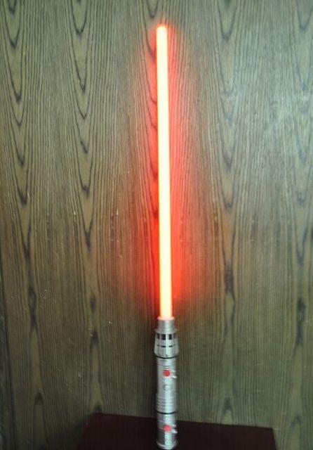 Лазерный меч, ЗВЕЗДНЫЕ войны ДАРТ МОЛ ULTIMATE FX СВЕТОВОЙ МЕЧ, красный свет, лазерная сабля, лазерная сабля, световой меч