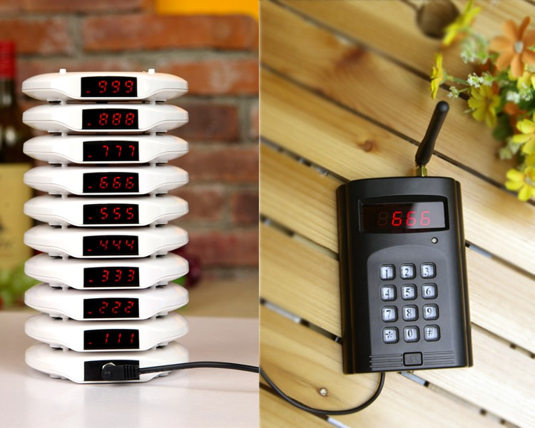 restaurant pager system