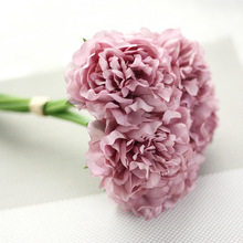 Artificial Wedding Hydrangea Flower Bouquet