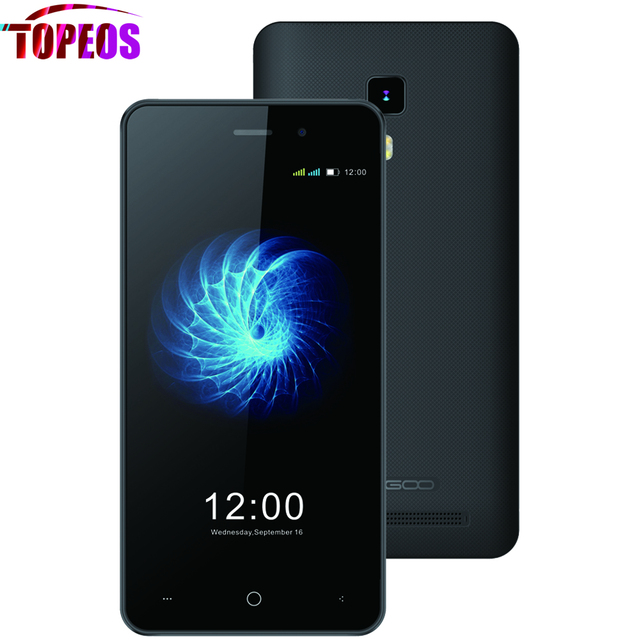 NEW 4.5'' Leagoo Z3C Android 6.0 Marshmallow SC7731C Quad Core Smartphone 512MB RAM 8GB ROM 5MP Camera HD Smart Wake WCDMA Phone