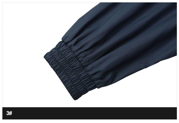 Men Jacket Gosha Rubchinskiy Classic Navy Tricolor Sport Long sleeve Windbreaker Jackets Hiphop Skateboards Couples Outwear S-XL (17)