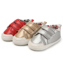 Soft Bottom Baby Shoes Indoor Treasure 0-1 Years Old Toddler First Walker