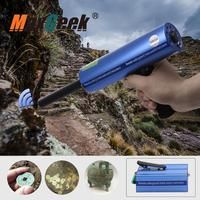 Long Range Gold Detector AKS Gold Metal Detector Bi Antenna Silver Copper Diamond without Carry Case