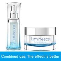 Luminesce Advanced Night Repair Cream Moisturizing Skin Care Anti Wrinkle Argireline Cream Luminesce Cellular Rejuvenation Serum