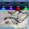 RGB Color Change Led Underwater Lights For Yacht High Quality 27W LED Marine Light IP68 Underwater