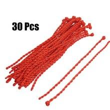 TFGS 10 x (Новый 30 Шт. Практические Красный Нейлоновая Нить Плетение Строка Лодыжке Браслет Веревки
