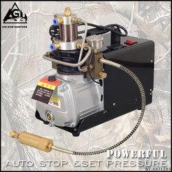 4500PSI высокое давление авто Стоп 30MPA Электрический PCP насос компрессор воздушный насос для пневматического оружия подводная винтовка пистол...