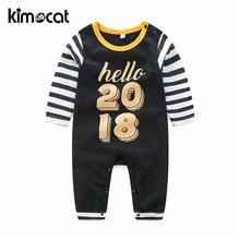 Kimocat детская одежда для мальчиков и девочек детский комбинезон