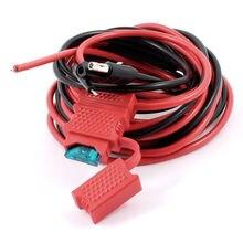 Кабель питания постоянного тока HKN4137A, шнур провода для Motorola PM400 CM200 CM300 CDM750 CDM1250 GM360 GM380 GM3188 GM3688 GM640 GM660 GM950