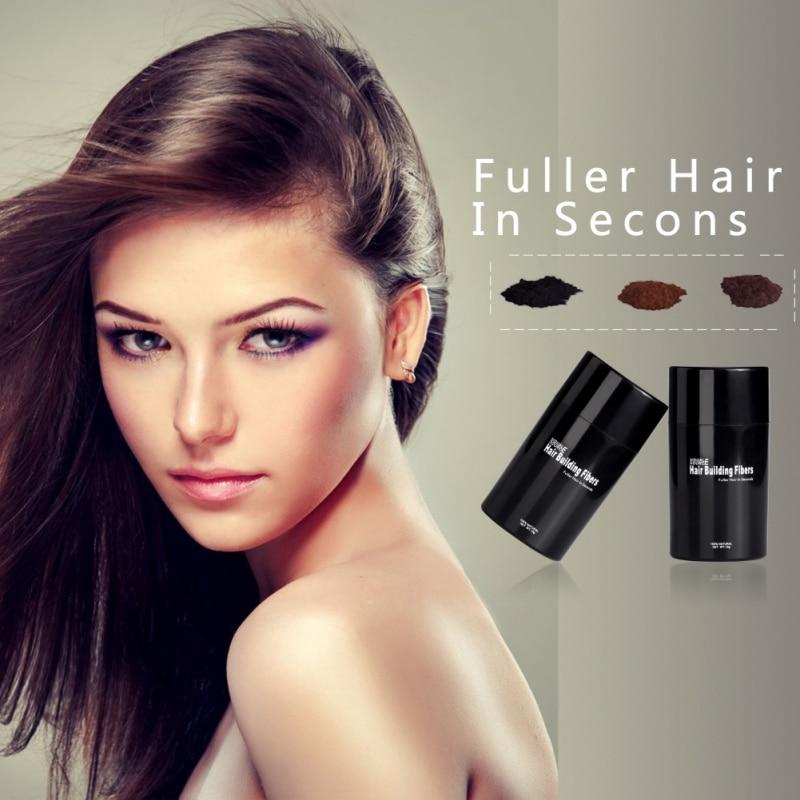 Hair Care Beauty Spray Hair Thickening Powder Keratin Hair Fiber Building Wig Ex