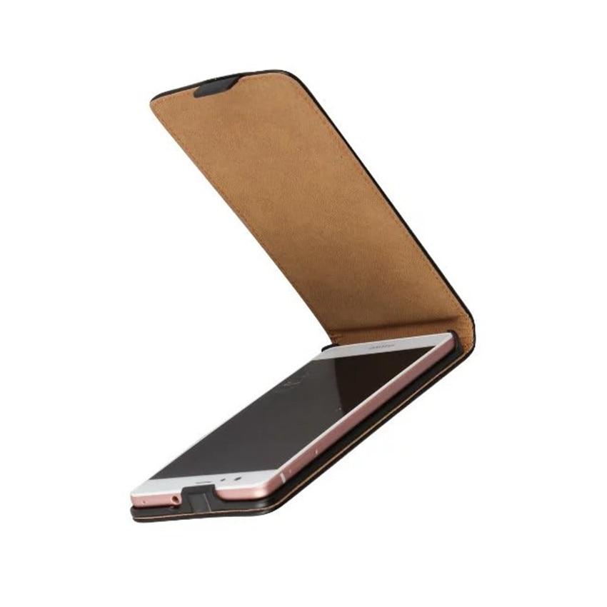 Kasus Penutup untuk Huawei P8 Lite P9 Lite P6 Balik Kulit Tas Ponsel - Aksesori dan suku cadang ponsel - Foto 4