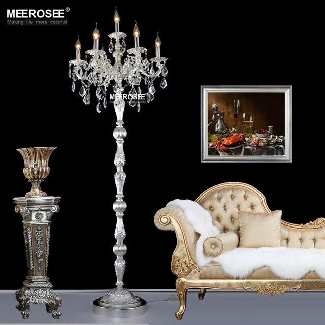 Aliexpress.com : Buy Modern Crystal Floor Lamp Lustres
