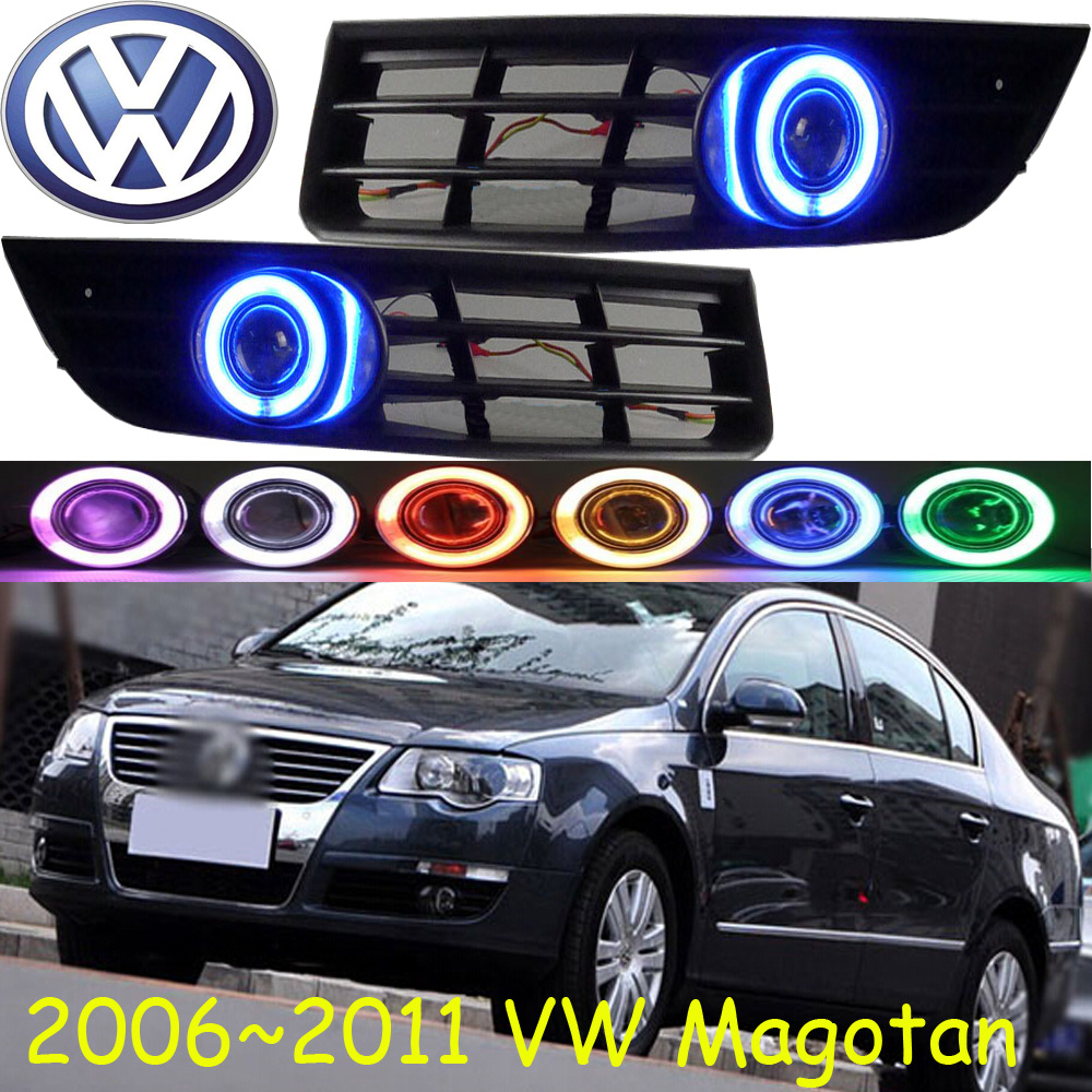 2006~2011 Magotan fog light,B6;Free ship!Magotan headlight,Touareg,sharan,Golf7,polo,passat,magotan,Magotan day lamp tiguan taillight 2017 2018year led free ship ouareg sharan golf7 routan saveiro polo passat magotan jetta vento tiguan rear lamp