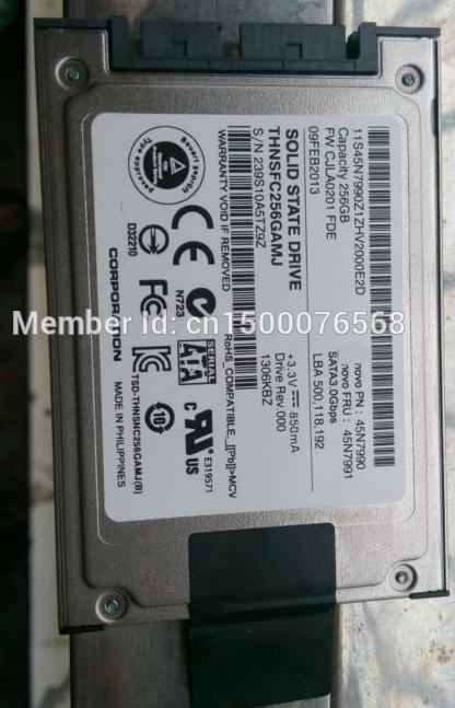 NUOVO SSD da 256 GB 1.8