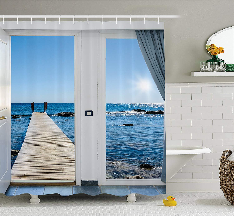 100 peva shower curtain liner bamboo