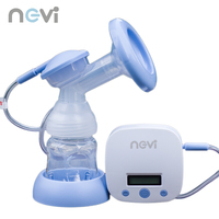 Ncvi New Large Suction Single Electric Breast Pump Baby Feeding BPA Free Breast Milk Pump USB