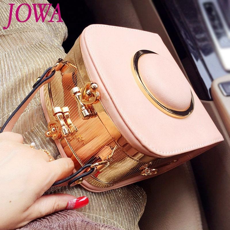2017 New Design Women Fashion Day Clutch Heart Hasp Mini Handbag Pink Totes Casual All-match PU Shoulder Bag Camera Box 2 Colors women flap clutch bags 2017 all match women s handbag doctor bag fashion vintage solid handbag totes green st9340