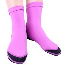 Diving Socks dive sock Neoprene nylon 1.5MM With Webbed Feet Snorkeling Socks Diving shoes Beach Socks Water Sport Free shipping