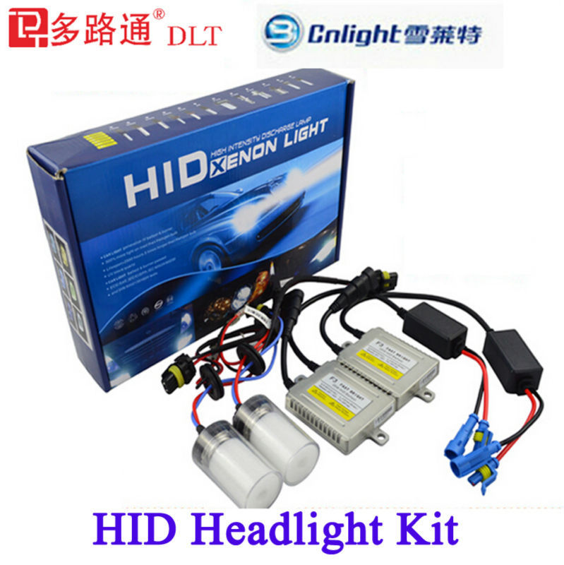 ФОТО Fast Bright F5 55W fast start hid kit Cnlight H1 H3 H7 H8 H9 H11 9005 9006 HB3 HB4 hid xenon kit headlight hid conversion kit