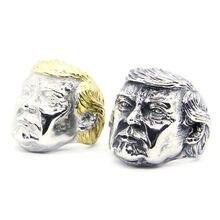 FDLK2020 Мода президент США Трамп кольцо последние ювелирные изделия серебряный цвет и золотой цвет американский президент мужское крутое кол...