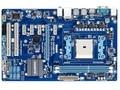 Envío gratis 100% original placa madre para gigabyte ga-a55-s3p ddr3 socket fm1 a55-s3p gigabit ethernet placa base