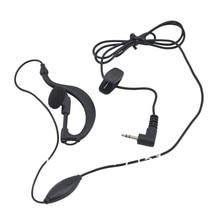 Walkie talkie Earpiece Earphone for TYT TH UV3R radio motorcycle headphone for Motorola radio T5 Talkabout