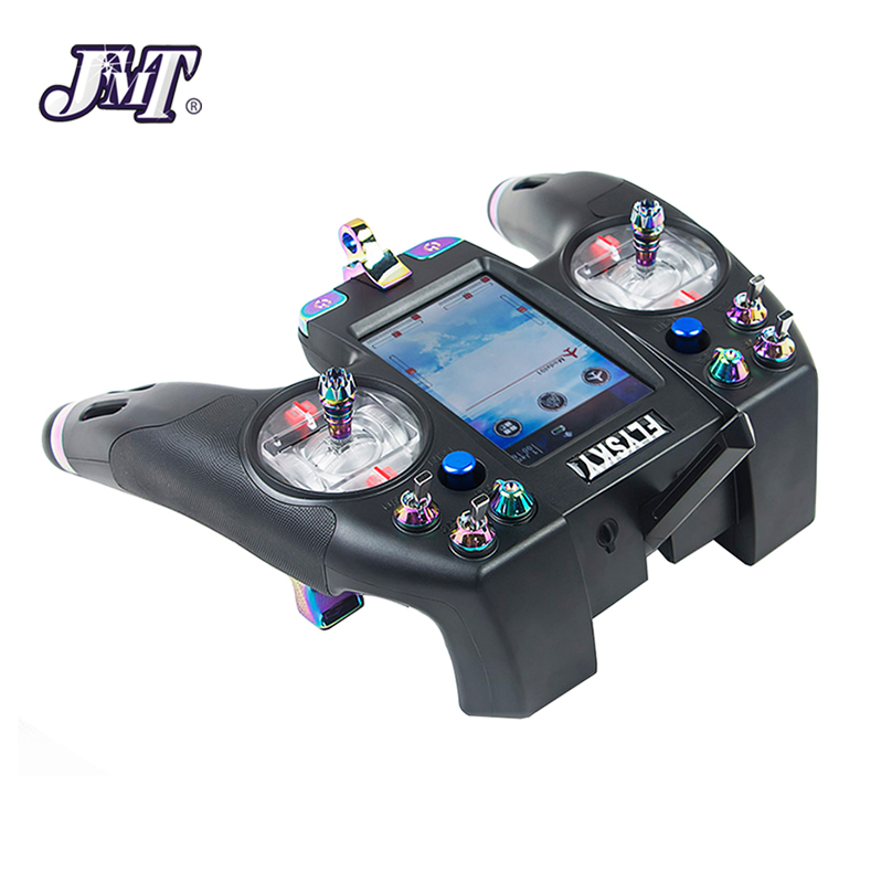Flysky FS-NV14 2.4G 14CH Nirvana RC Transmitter Remote Controller with iA8X + X8B Dual Receiver 3.5 Inch Display Open Source