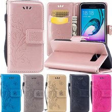 For (samsung galax S7 edge G935F) fundas Embossing PU leather Phone bags for Coque samsung S7 edge G935FD Cover flip wallet case(China)