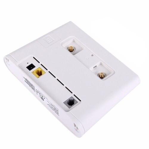 Débloqué Huawei B310 B310s-518 150 Mbps 4G LTE CPE WIFI ROUTEUR Modem avec 2 pcs antennes - 4